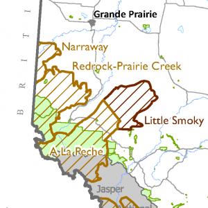 20130812_map_excerpt_mtn_caribou_ranges