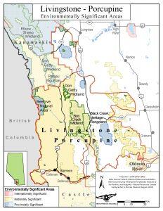 Livingstone-Porcupine - Alberta Wilderness Association