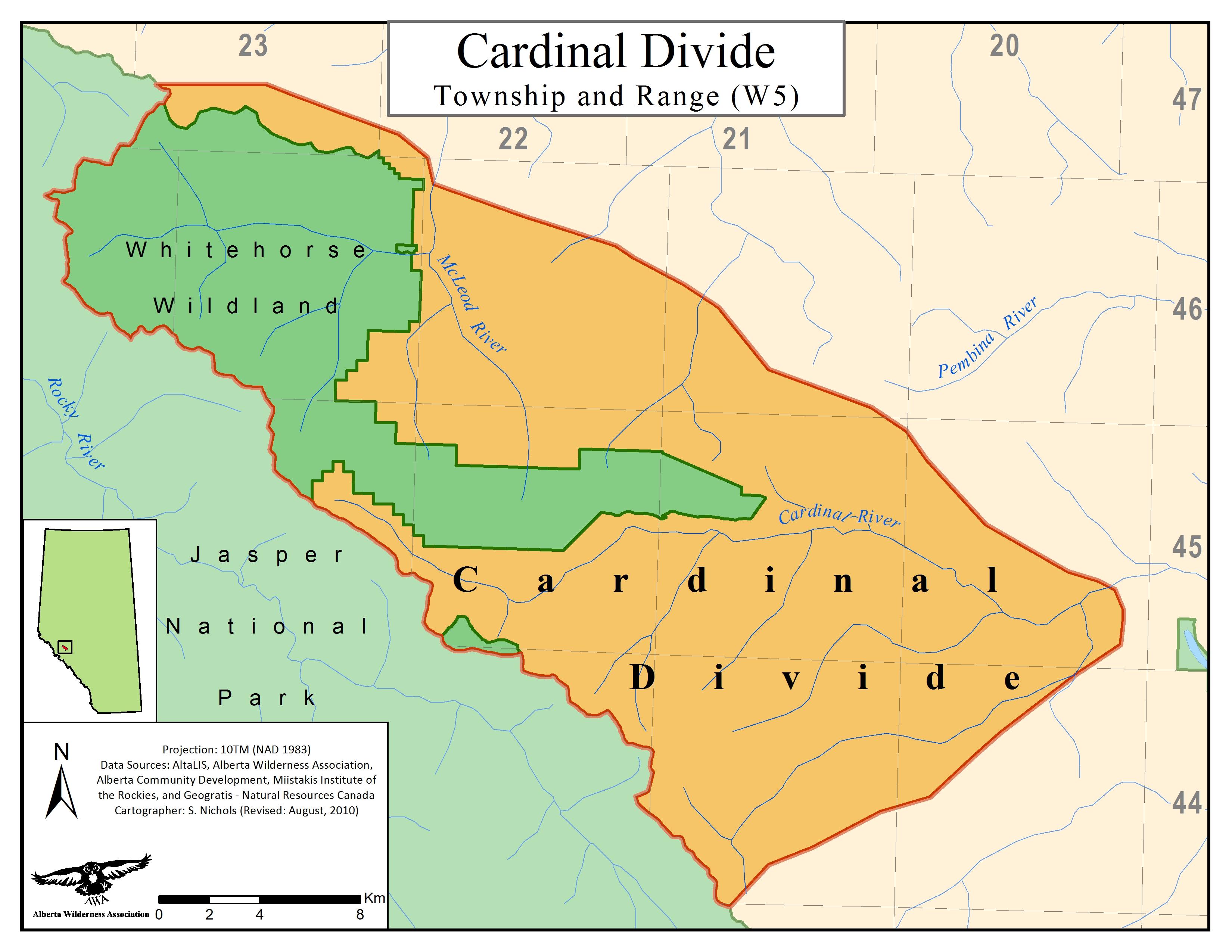 Cardinal Divide Alberta Wilderness Association