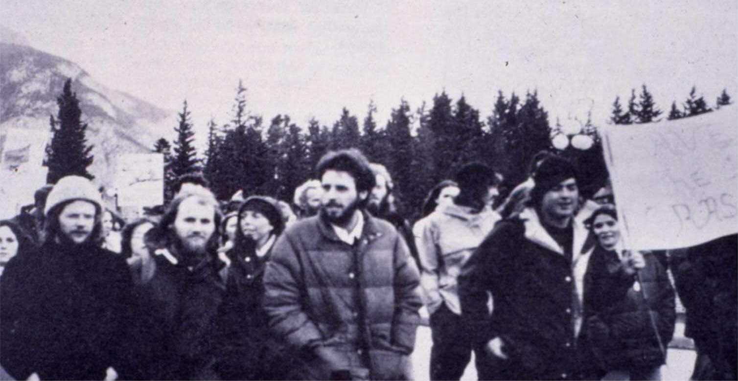 Sunshine Village Protest Group