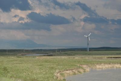 Windmill in Milk River Ridge