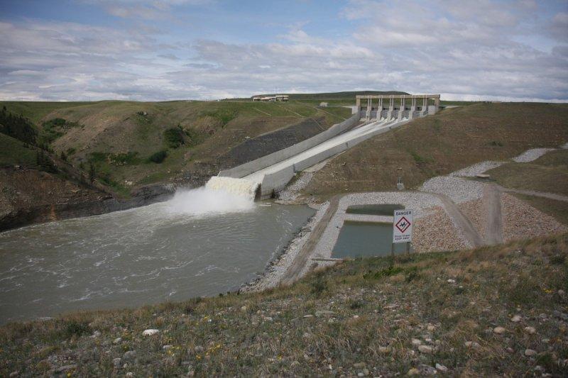 Oldman Dam, C.Wallis