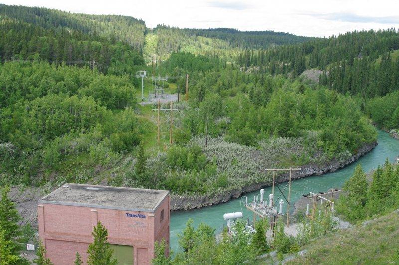 Barrier Lake Dam, C.Olson