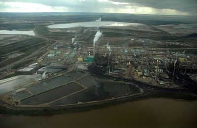 2008-08-29 Oils Sands - Northern Alberta - Photo Credit: Chris Wearmouth