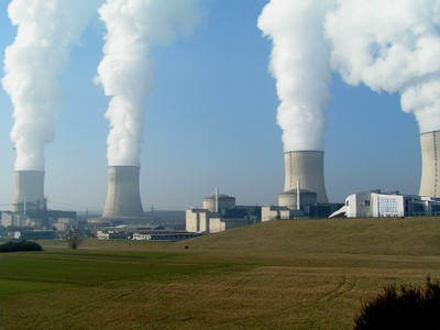 Nuclear Power Plant (from Wikipedia)